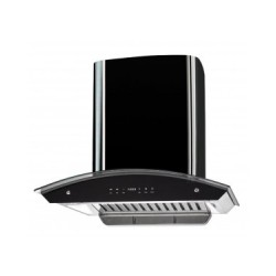 Electron Chimney Touch Rangehood 600mm TD-105-60BK