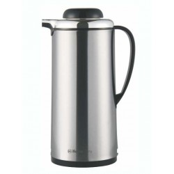 Homeglory S.S Button Steel Vacuum Flask 1ltr (HG-TP1000A)