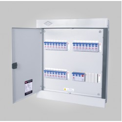 HPL Distribution Systems Double Door