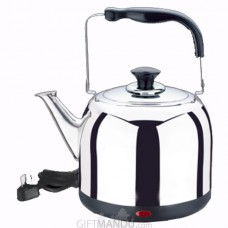 Baltra Solid Electric Whistling Kettle 4 Litre
